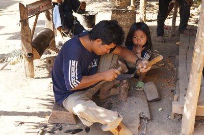 Khmu Villagers