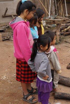 Lan Tan Village and Villagers