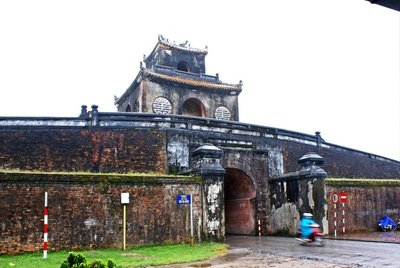 Hué Citadel - Main Entrance Gate