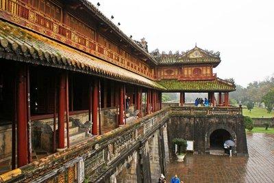 Hué Citadel - Ngo Mon Gate