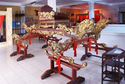 Cham Museum - Palanquin