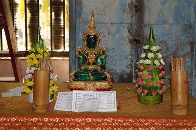 Wat Visoun Buddha
