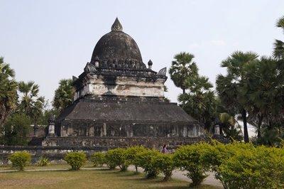 Watermelon Stupa