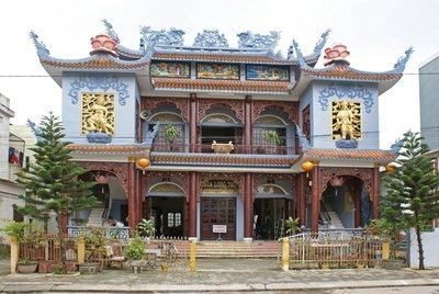 Hoi An - Chinese Assembly Hall
