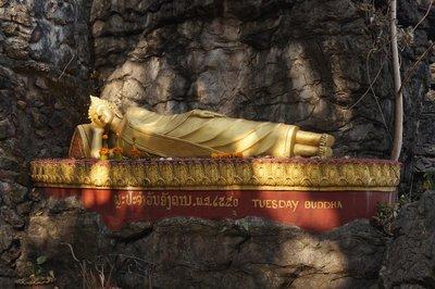Tuesday Buddha