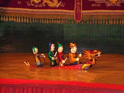Water-Puppet Show