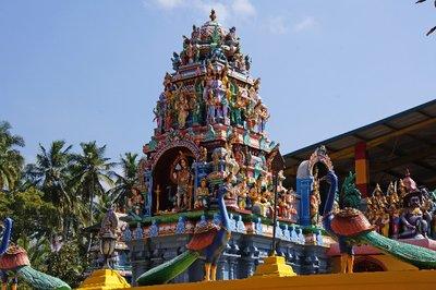Munnesvaram Temple