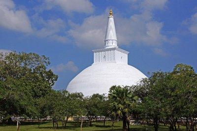 Ruvanvalisaya Stupa