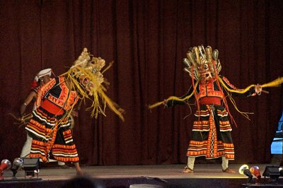 Kandyan Dancing and Drumming