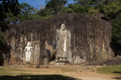 Colossi of Buduruwagala