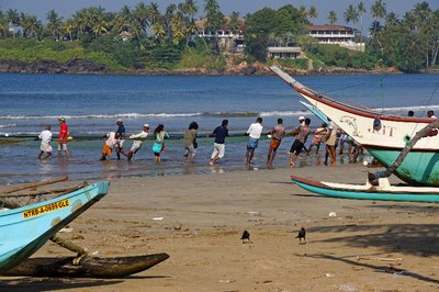 Net Fishermen