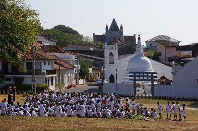 Galle - Sudharmalaya Vihara