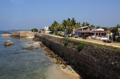Galle - Fort Walls