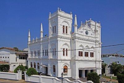 Galle - Meeran Jumma Mosque