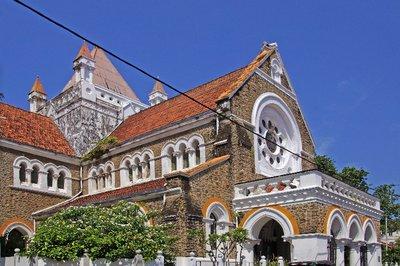 Galle - All Saints' Church