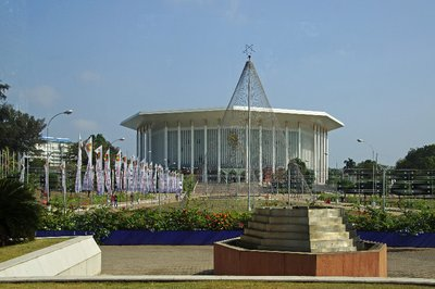 Colombo - Parliament Building