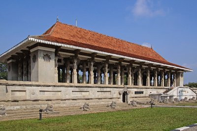 Colombo - Independence Commemoration Hall