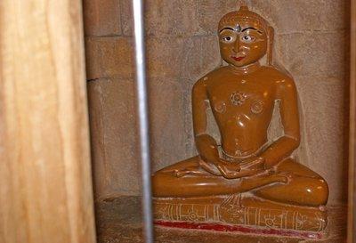 Jain Temple Statue