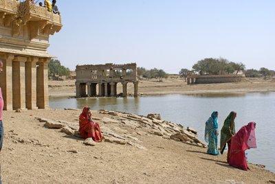 Gadi Sagar Tank Reservoir