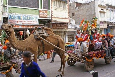 Udaipur: Lord Shiva Procession