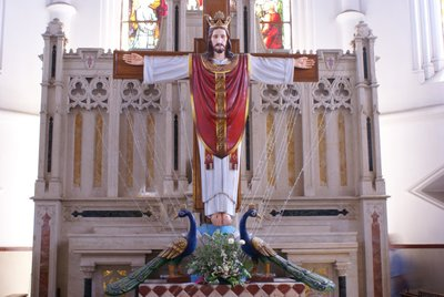 St. Thome Cathedral Altar