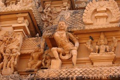 Brihadishwara Temple - Dvarpala