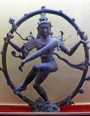 Chola Bronze Statue