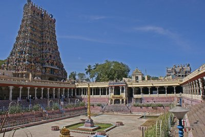 Sri Meenakshi-Sundareshwara Temple