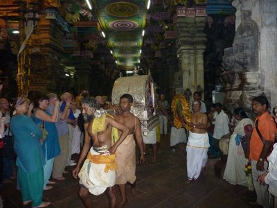 Sri Meenakshi-Sundareshwara Temple - Evening Procession