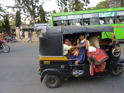 How Many in a Tuk Tuk?