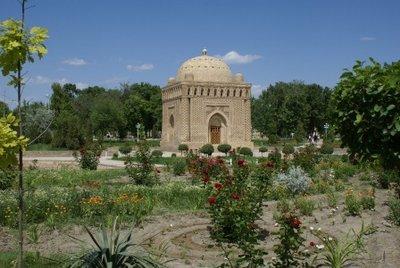 Ismael Samani Mausoleum