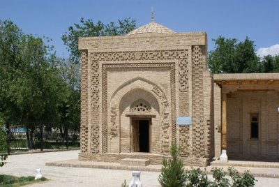Mir-Said Bakhrom Mausoleum