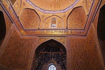 Gur-Emir Gold Chamber