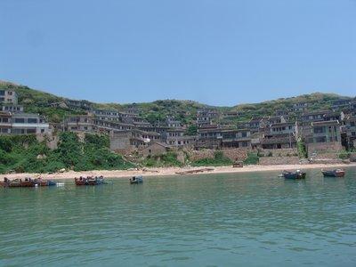Shengsi, Kina