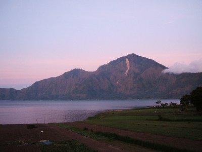 Bali - Toyah Bunkah - Sunset Mountian
