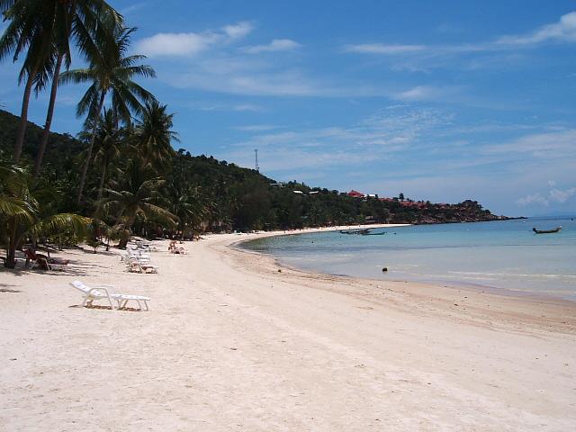 Ko Pha Ngan - Had Yao beach