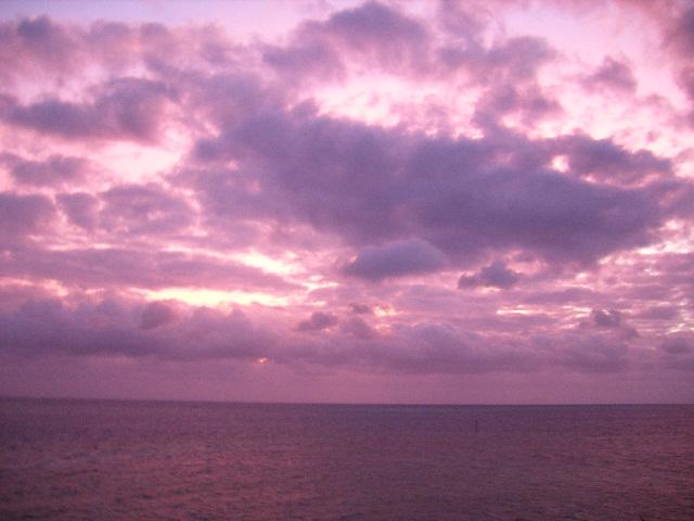 Fiji - Clouds