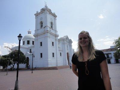 Ingunn i Santa Marta