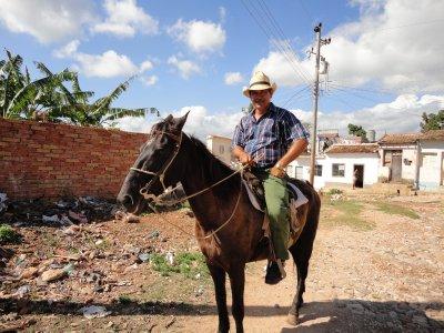Pedro lonesome rider