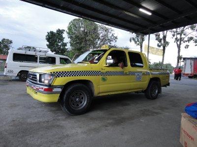 lokal taxi