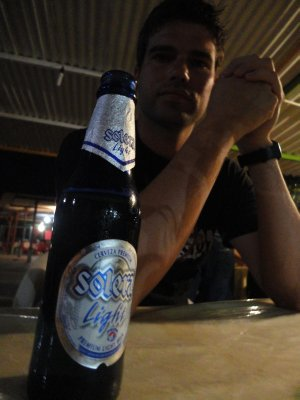 vidar og lokal øl