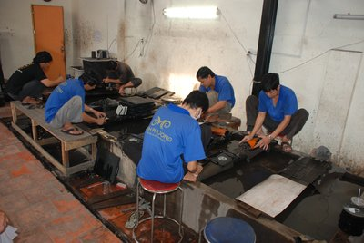 Lacquer Works Factory