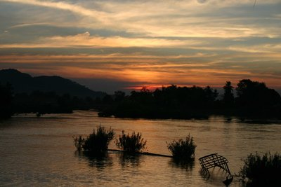 Don Khone, Four Thousand Islands, Champasak, Southern Laos