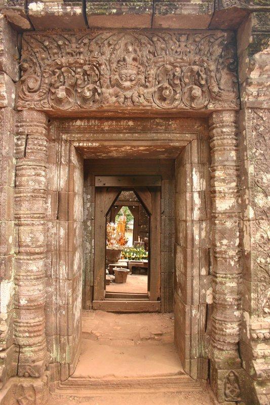 Wat Phou, Champasak Town, Southern Laos
