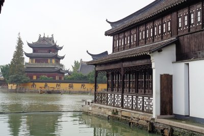 Part of the Yuanjin Monastery.