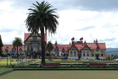 Rotorua Museum.