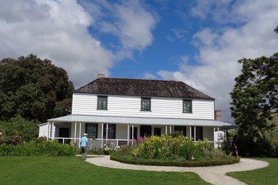 Pompallier House, Kerikeri.