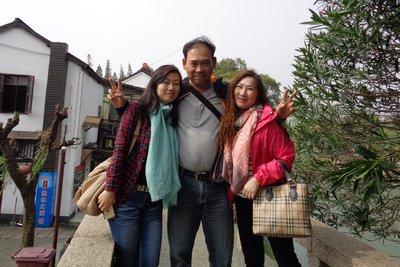 Wei Wei, Lu and Hung.