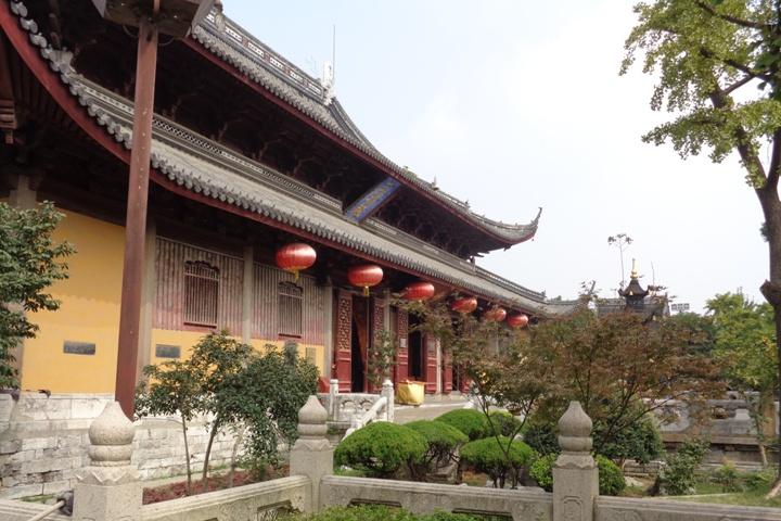 Another part of Suzhou.
