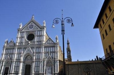 Santa Cruce Piazza